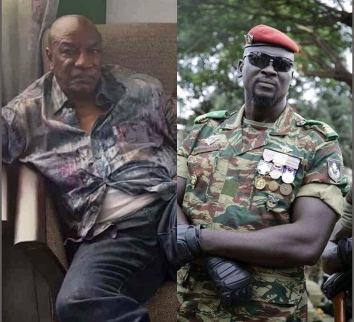 Guinée : Le colonel Mamady Doumbouya instaure le couvre-feu de 20h à 6h et convoque tous les ministres demain à 11h et donne des nouvelles de Alpha Condé.
