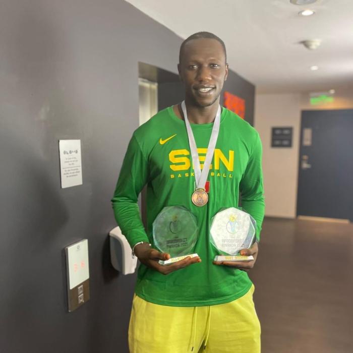 Afrobasket masculin 2021 : Présent dans le top 5 du tournoi, Gorgui Sy Dieng également désigné meilleur marqueur...