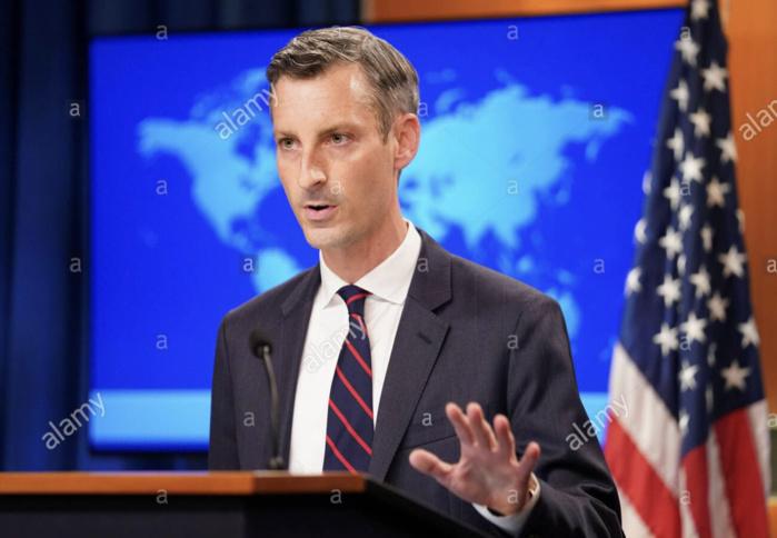 Crise politique : les États-Unis déplorent la situation actuelle à Conakry.