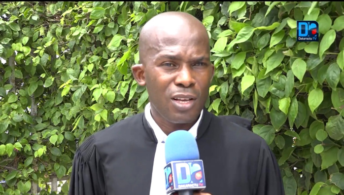 Verdict de l'affaire Djeyna Baldé et Bril Figtht : Me Aboubacry Barro parle d'une décision entièrement satisfactoire.