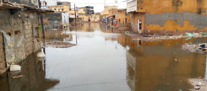 Inondations / Diamaguène Sicap-Mbao : un sinistré retrouvé mort dans sa maison.