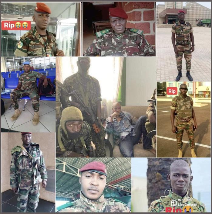 Guinée Conakry : des gardes présidentiels tués durant le coup d'État, la Cedeao s'inquiète pour Alpha Condé…