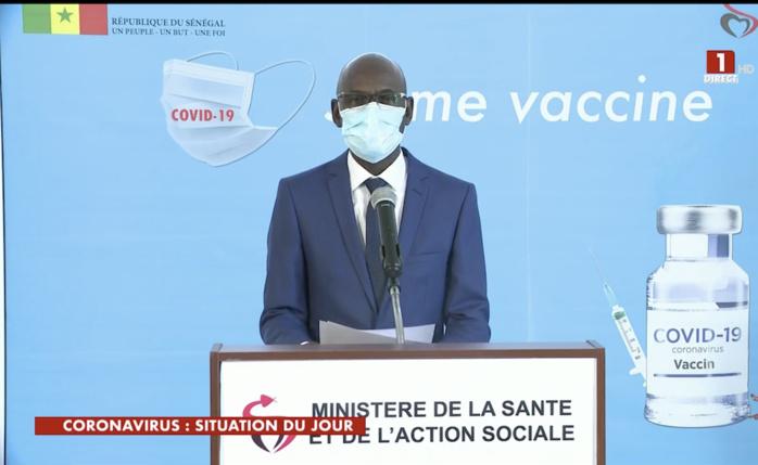 SÉNÉGAL : 53 nouveaux cas testés positifs au coronavirus, 449 nouveaux guéris, 4 nouveaux décès et 22 cas graves en réanimation.