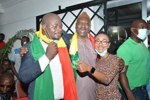 Guinée : Libération des prisonniers politiques de Alpha Condé.