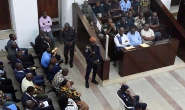 Trafic intérieur de drogue : Les accusés Abdou Diouf  et Modou Ndour risquent 10 ans de réclusion criminelle.
