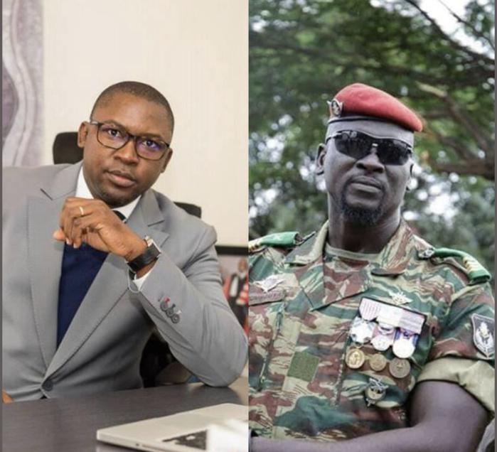 Guinée Conakry : fuite d'une charte de transition préparée par… le Dr Cheikh Diallo.