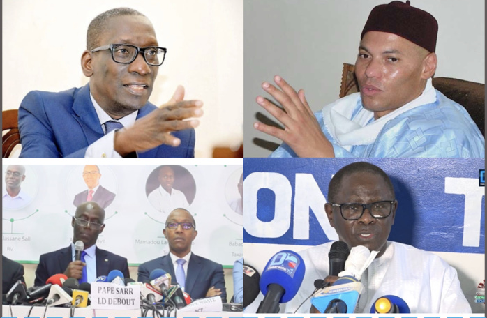 Élections locales de 2022 : Le PDS lance sa grande offensive.