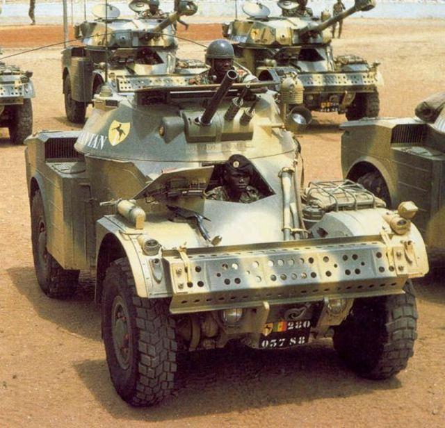 Renforcement des moyens de maintien de l'ordre: Le Sénégal se dote de Blindés BATT chez TAG