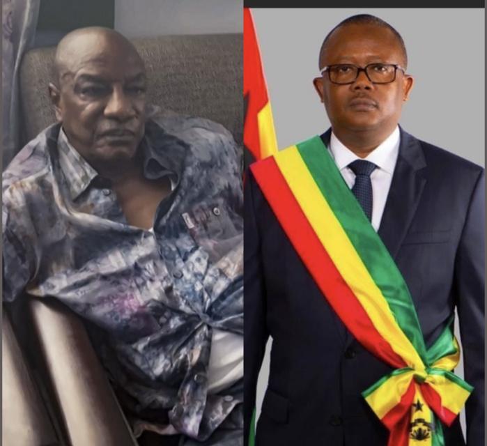 Guinée Conakry : L'exil d'Alpha Condé à l'étude, la position surprenante d'Embalo sur le coup d'Etat…