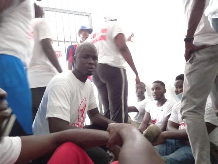 Pikine / Marche pour la mémoire de Samba Amadou Sarr : Arrestation de 13 manifestants dont deux de ses filles.