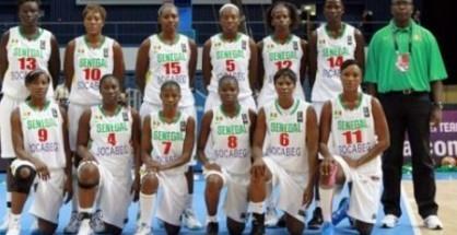 Afrobasket féminin 2013 : le Sénégal bat l'Egypte par 100 à 69