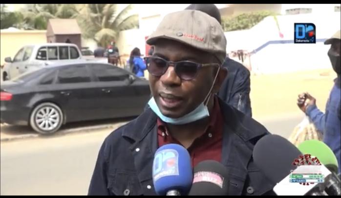 Tambacounda : Moustapha Guirassy victime d'un accident sur la route de Kédougou, son chauffeur grièvement blessé.