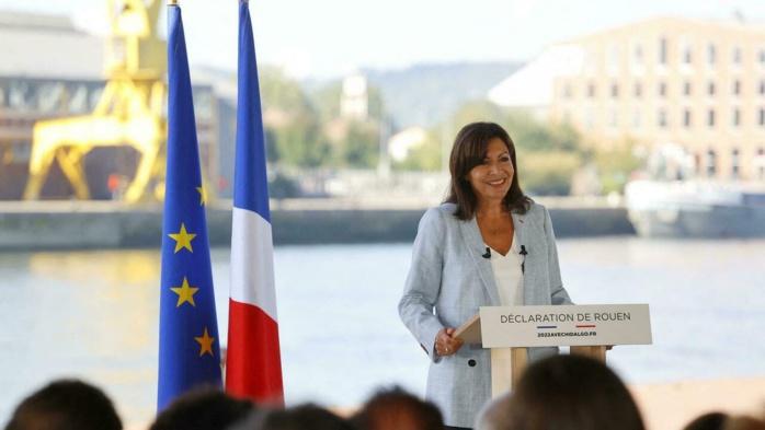 Présidentielles 2022 : La maire socialiste de Paris, Anne Hidalgo, officiellement candidate.