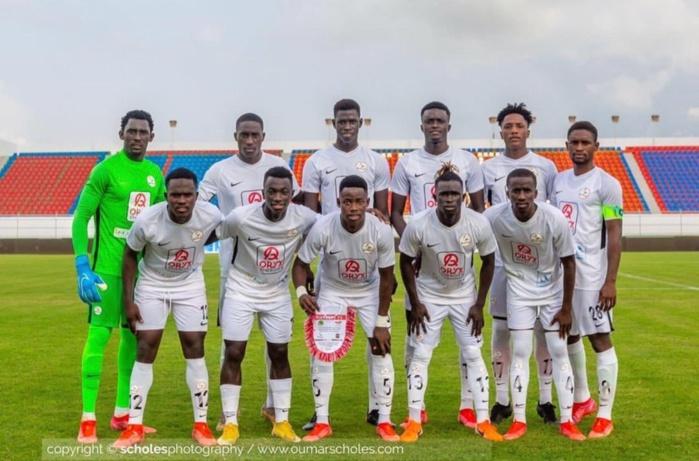 Tour préliminaire Coupe CAF : Diambars sans pitié contre le Wakriya (3-0), Enymba prochain adversaire des sénégalais...
