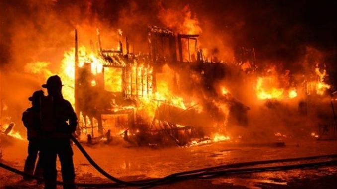 Saly : Un incendie d'une rare violence fait trois morts en provenance de Saint-Louis du Sénégal...