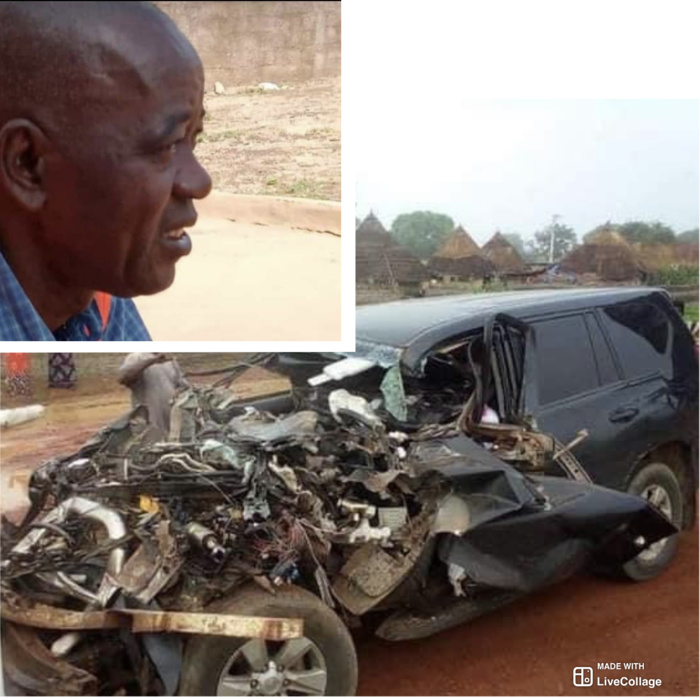 Urgent / Accident de Guirassy : Son chauffeur Samba Ba a rendu l'âme.