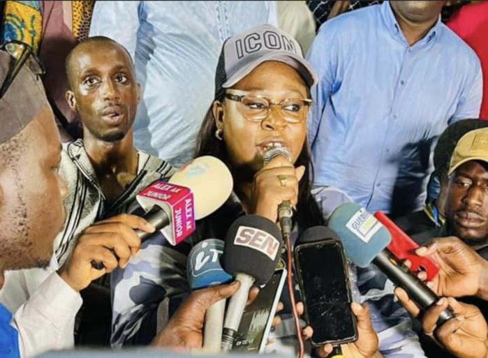 Candidatures tous azimuts à Golf Sud : Néné Fatoumata Tall « égratigne » ses adversaires, préconise le leadership féminin et propose des primaires.