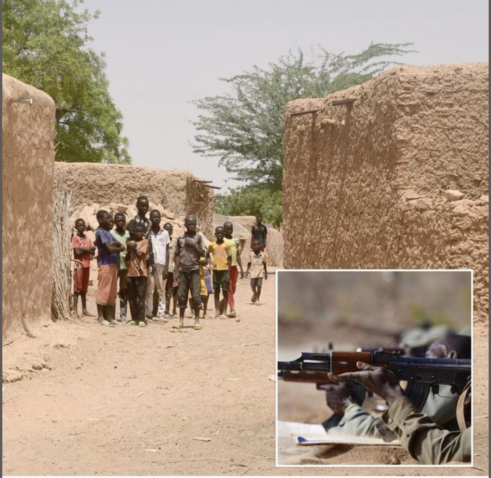 Niger : les djihadistes ciblent les enfants.