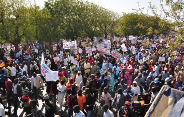 """Des opposants marchent le 8 octobre à Dakar, pour """"la démocratie"""""""