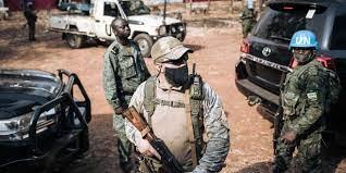 Terrorisme : le Mali proche d'un accord avec les mercenaires russes du groupe Wagner