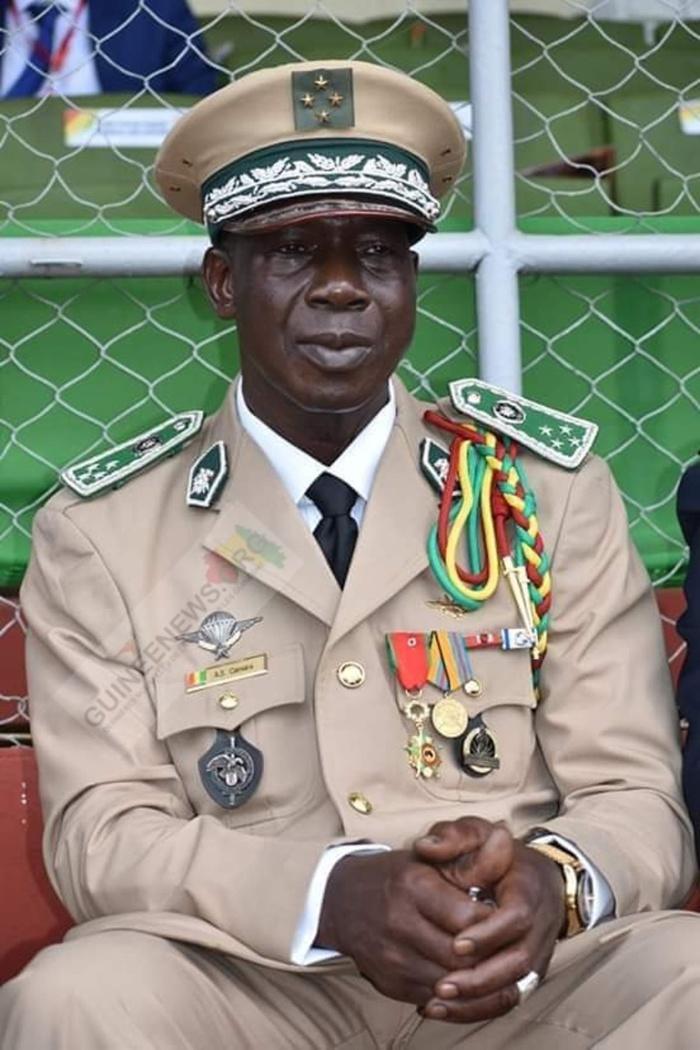 Guinée : la « revanche » du Général Aboubacar Sidiki Camara alias « Idi Amin ».