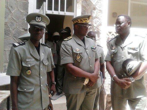 La RTS vient de confirmer la nomination de l'adjoint de Mouhamadou Makhtar Cissé à la tête de la Douane