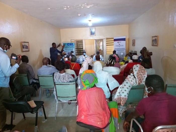 Mairie de Rufisque / Le Conseil des notables Lébou du grand Cap-Vert vote Ismaïla Madior Fall.