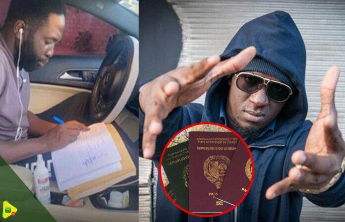 Trafic de visas : Simon et Kilifeu sont arrivés au palais de justice.