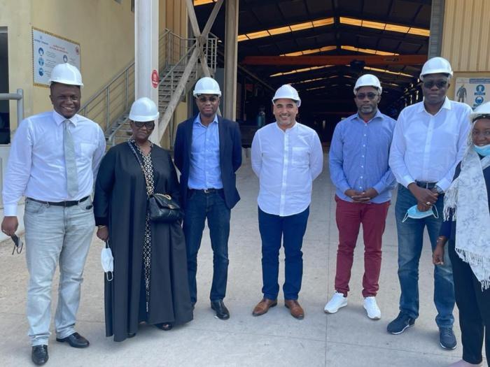 CASABLANCA : l'AIBD en mission dans le cadre de la finalisation du design infrastructurel du Hangar en structure métallique du MRO
