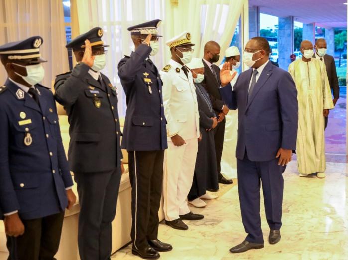 Accra : Macky Sall au Sommet extraordinaire de la CEDEAO sur la situation en Guinée.