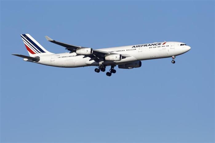 INSOLITE - Des lingots d'or volés à bord d'un avion Air France