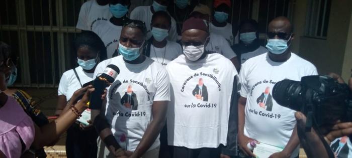 Lutte contre la Covid-19 à Kolda : Moussa Baldé appuie les animateurs de radio pour une large sensibilisation.