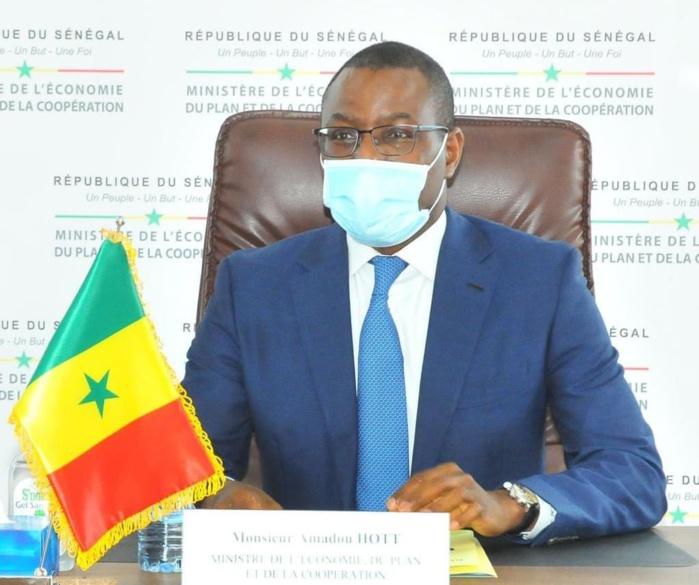 Ministre Amadou Hott sur les chiffres de la pauvreté : « Nous sommes conscients de la nécessité de faire beaucoup plus (…) les statistiques de l'ANSD ne sont pas…»