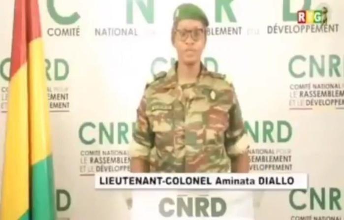 Libration annoncée d'Alpha Condé : « l'ancien président de la république de la Guinée est et demeurera en Guinée » (CNDR)
