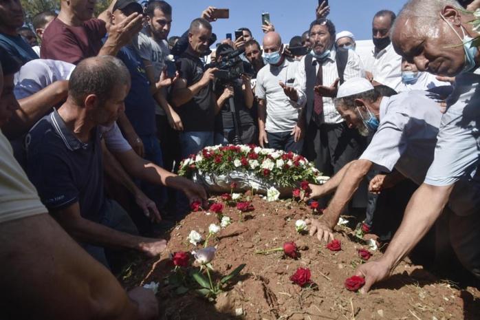 Décès de Abdelaziz Bouteflika : L'ancien président Algérien inhumé dans le cimetière réservé aux héros de la guerre d'indépendance.