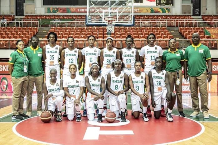 Afrobasket féminin 2021 : Les Lionnes face à l'Égypte ce lundi pour une place en ¼ de finale…