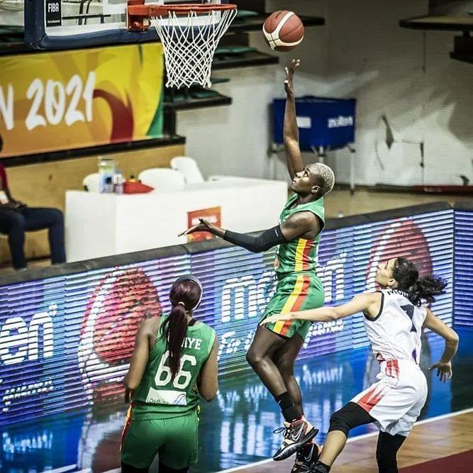 Afrobasket féminin 2021 : Les Lionnes s'imposent 78 à 63 devant l'Égypte, et s'ouvrent les portes des 1/4 de finale