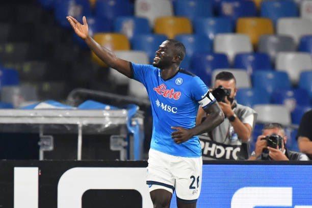 Serie A : Kalidou Koulibaly encore buteur avec le Napoli…