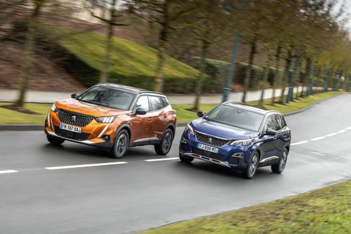 France : Plus d'une dizaine de voitures Peugeot volées sur commande en France, livrées à Dakar.