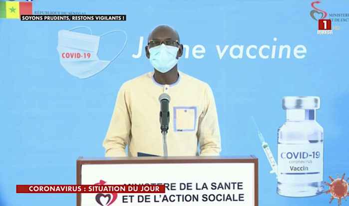 SÉNÉGAL : 24 nouveaux cas testés positifs au coronavirus, 377 nouveaux guéris, 1 nouveau décès et 11 cas graves en réanimation.