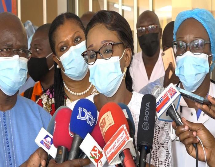 Santé / Infrastructures : L'hôpital Idrissa Pouye abrite désormais un bloc entièrement consacré à la chirurgie pédiatrique.