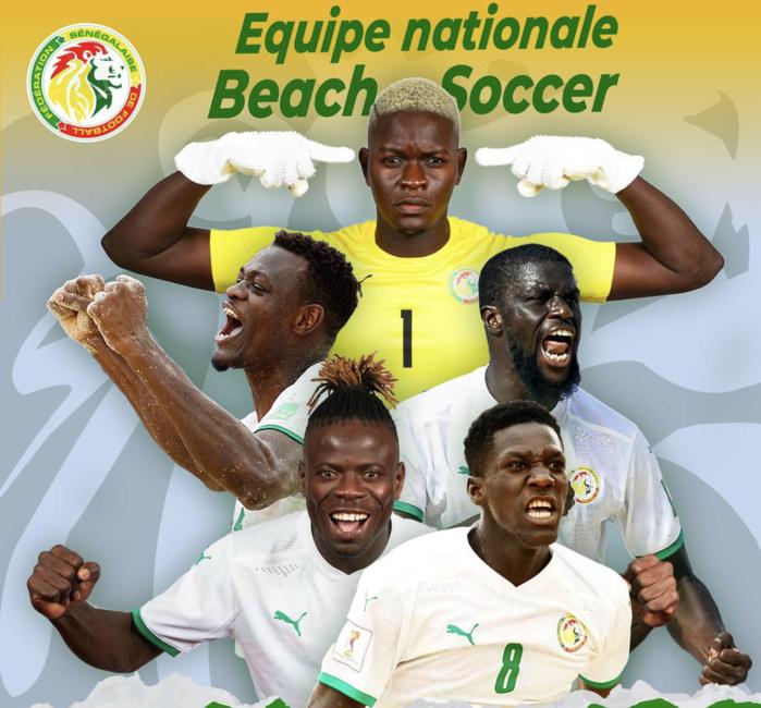 Beach Soccer : Cinq Lions dont Raoul Mendy nominés pour le titre de meilleur joueur, Ngalla Sylla en lice chez les entraîneurs…