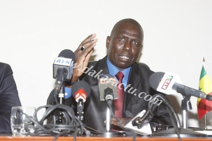 LIMOGEAGE D'ANTOINE DIOME DE LA CREI - « Me Sidiki Kaba fait face à un défi.… », dixit Seydi Gassama