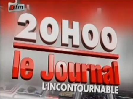 JT Francais 20H - 27 Septembre 2013