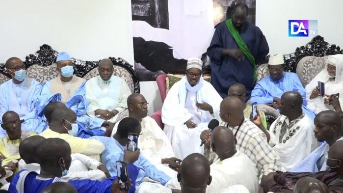 MAGAL 2021- Pape Diop à Cheikh Bass : «  La politique c'est une compétition… Wade m'a récemment dit… »
