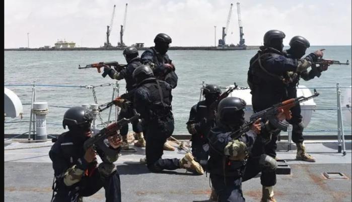 « Bouclier des côtes »: l'intrigante manœuvre conjointe des forces navales et aériennes mauritaniennes