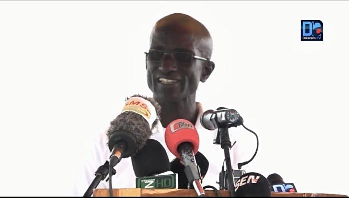 AN 19 LE JOOLA / ENTRETIEN AVEC … Ely Bernard Diatta « Il reste trois points sur les sept et l'autorité est dans les dispositions de faire des efforts »