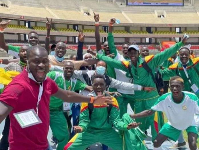 CAN des sourds muets : Le Sénégal remporte la finale devant le Mali (1-0).