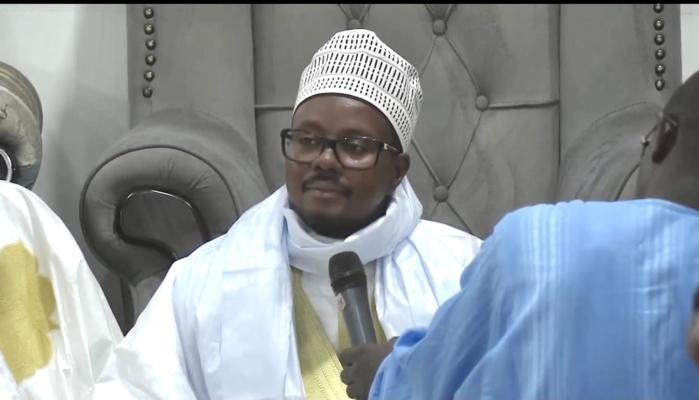 CÉRÉMONIE OFFICIELLE : Les regrets de Cheikh Bassirou Abdou Khadre par rapport aux inondations qui ont secoué Touba jusque pendant le magal.