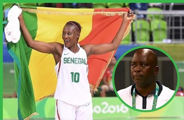 Absence de Astou Traoré à l'Afrobasket - Le coach Moustapha Gaye se veut clair : «Je ne vais jamais revenir sur cette question»